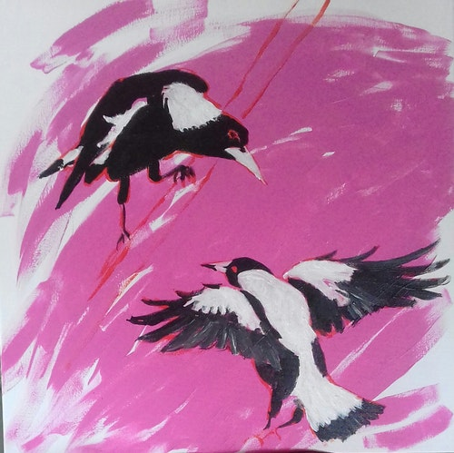 Musical magpies