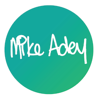 New mike logo