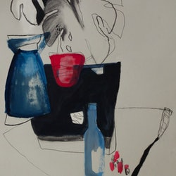 Still life in colour 10 lydie paton bluethumb art