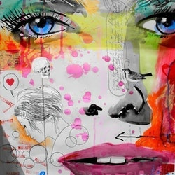 So i did loui jover bluethumb art