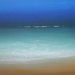 Colour contrast marc henry bluethumb art