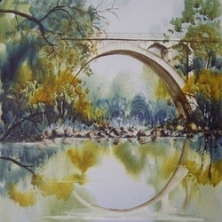 Historic chowey bridge sue lederhose bluethumb art.jpg?ixlib=rails 2.1