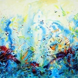 Just another day wendy eriksson bluethumb art