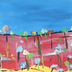 A summers day with the glory derek erskine bluethumb art