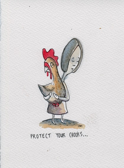 Protect your Chooks