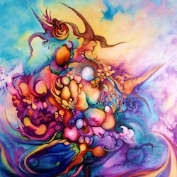 The discovery cathy gilday bluethumb art