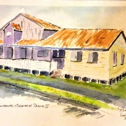 St lawrence general store robert vallance bluethumb art