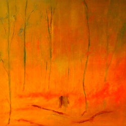 The aftermath of the fires framed margaret morgan watkins bluethumb art