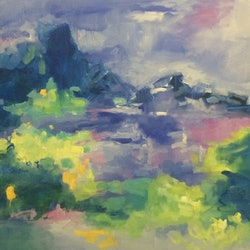 After the storm 2 sue bannister bluethumb art