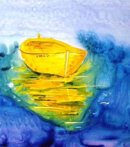 The Yellow Dingy