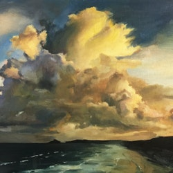 Cumulus chris martin bluethumb art