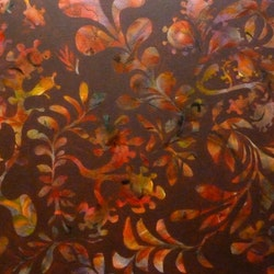Damask in autumn gloss cathy gilday bluethumb art