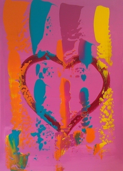 Love's Colours (heart)