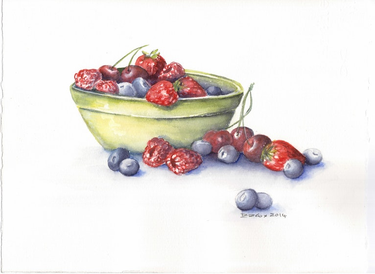 Heavenly Berries 2014
