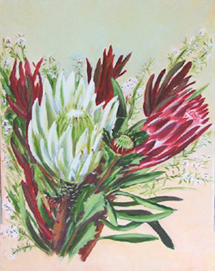 Protea selection