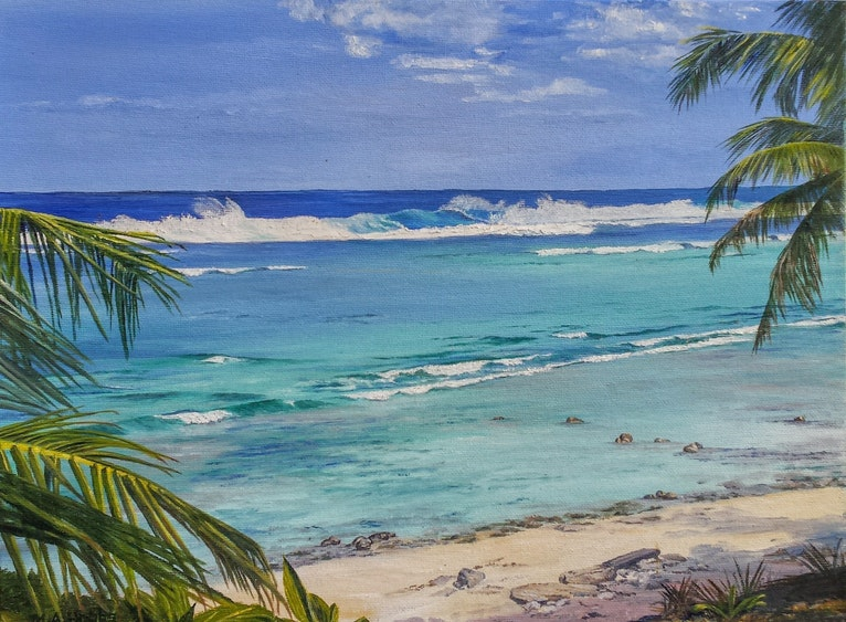 The Reef, West Island, Cocos