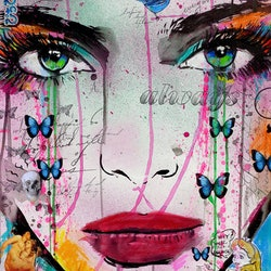 Past lives loui jover bluethumb art