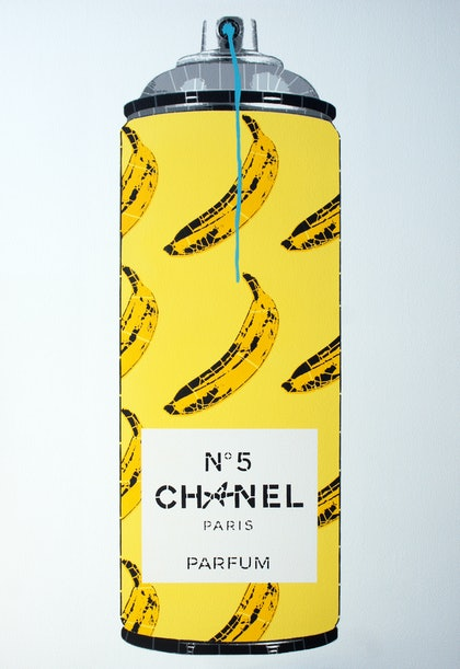 Chanel Bananas (Ed. 5 of 12)