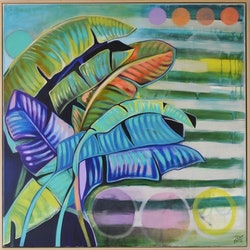 Colour me in paradise tamara armstrong bluethumb art