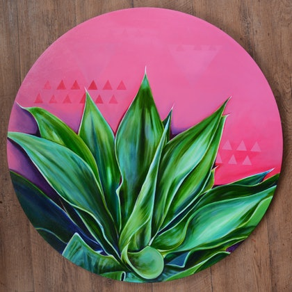 Hot Agave