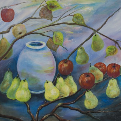 Pot, Pears and Pommes