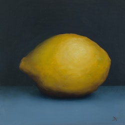 Still life lemon scent 3 damien venditti bluethumb art