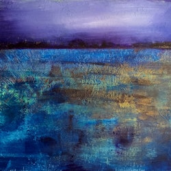 Indigo night kat las bluethumb art
