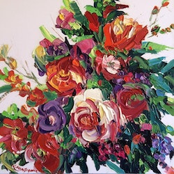 Fresh blooms 1 liliana gigovic bluethumb art