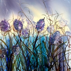 Thistle song meg lewer bluethumb art