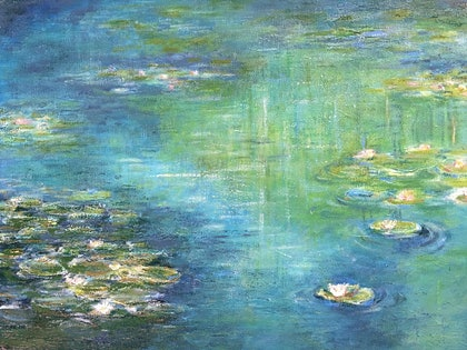 A Little More Monet