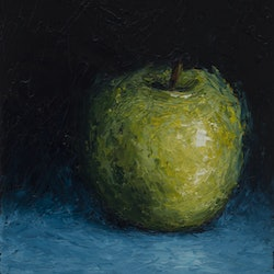 Emerge 1 apple damien venditti bluethumb art