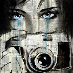 Retro shooter loui jover bluethumb art