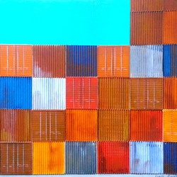 Cargo appleton dock melbourne garry arnephy bluethumb art