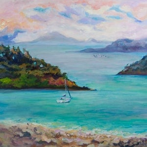 Whitsundays ekaterina strounina bluethumb art