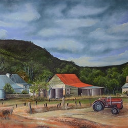 Collit s inn hartley vale new south wales built in 1823 james preece bluethumb art