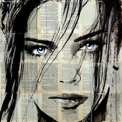 Fathoms loui jover bluethumb art