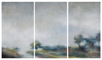 Meadow Path (Triptych)