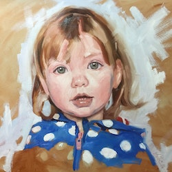 Little lotte chris martin bluethumb art