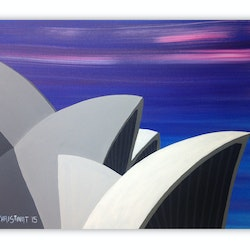 Opera house tim christinat bluethumb art