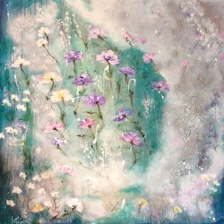 Language of the gods 101 6x101 6x3 5 wildflowers louise croese bluethumb art