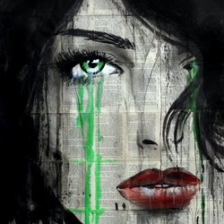 In as much loui jover bluethumb art