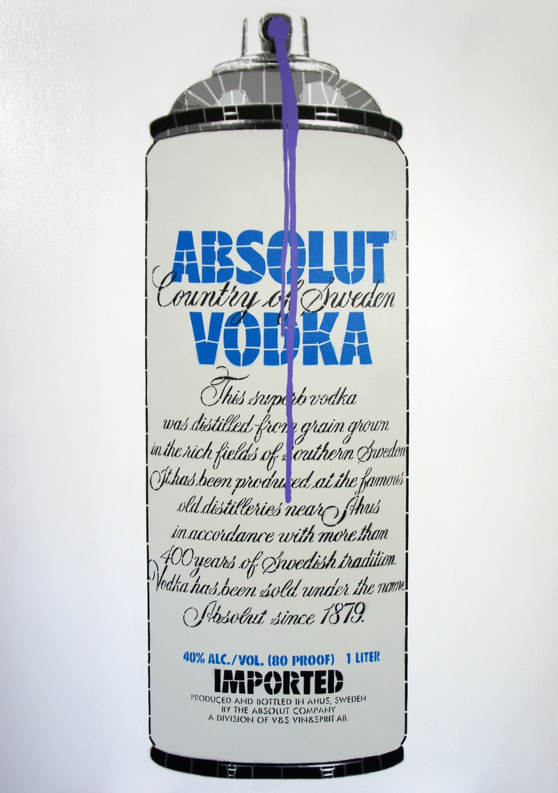 Yes Absolut (Ed. 3 of 6)