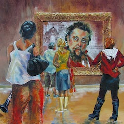 Mussorgsky at an exhibition de gillett bluethumb art