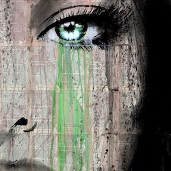Green peace loui jover bluethumb art