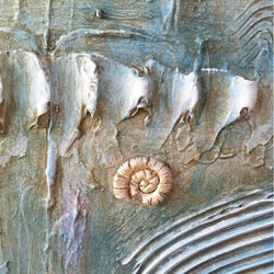 Sea and sand dianne delandro bluethumb art
