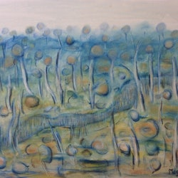 The creek meg vivers bluethumb art