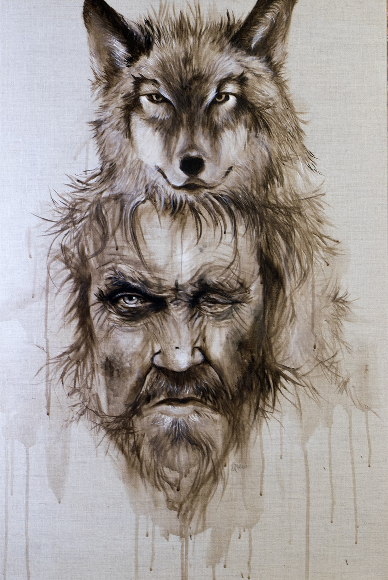 The soothsayer & the wolf