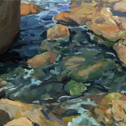 Rock pool peter roccella bluethumb art