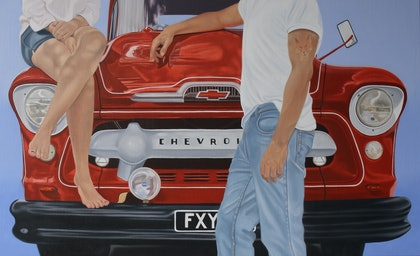 The Fox and the Chevvy