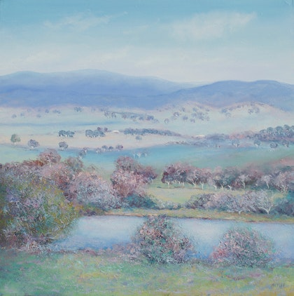 New South Wales Country Landscape
